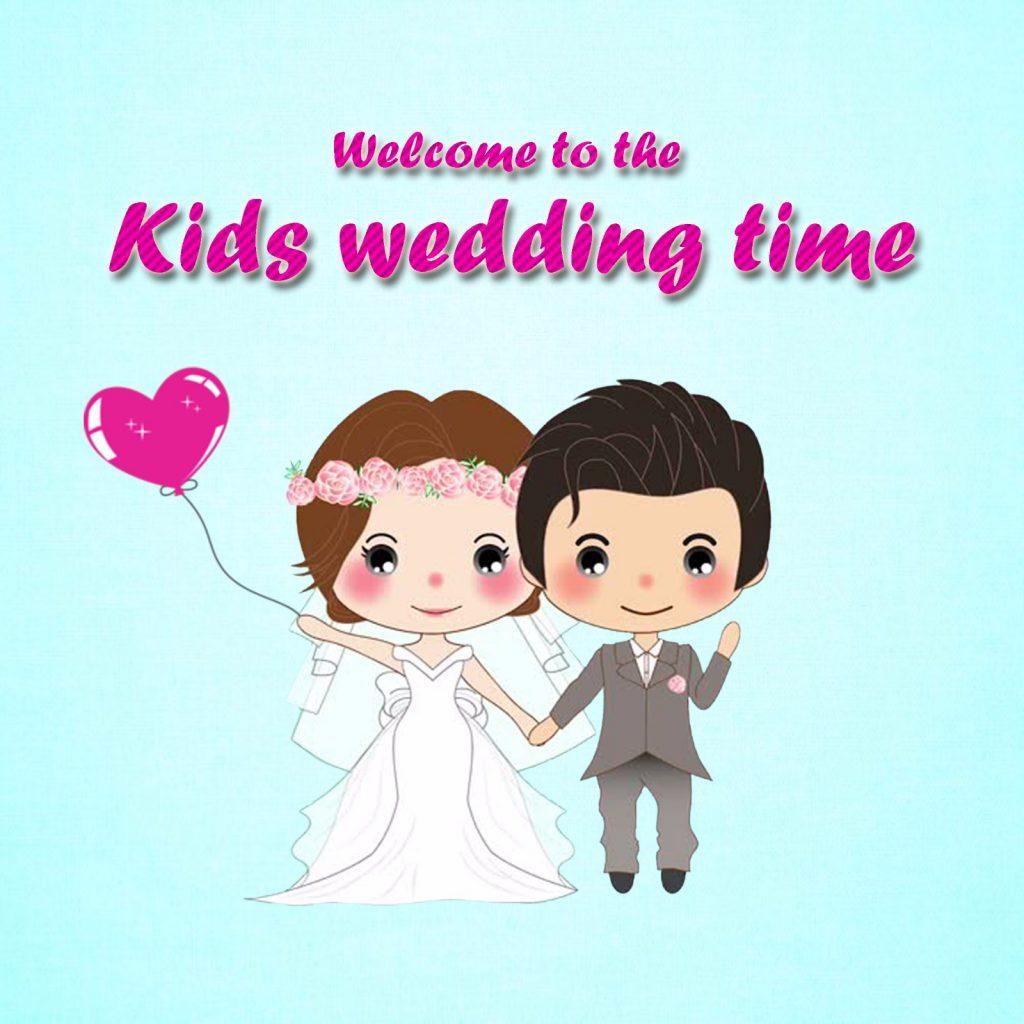 kids wedding time Milano